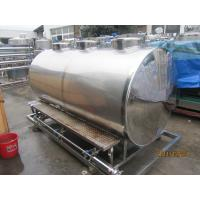 Buy cheap 15kw Stainless Steel Water Storage Tank For Liquid Water Production Line from wholesalers