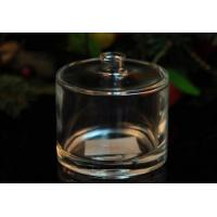 Buy cheap Clear Unique Decorative Glass Perfume Bottles For Home Decor , Popular Shape from wholesalers