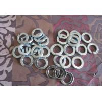 Buy cheap High Strength Flat Steel Spring Washer 8.8 Grade Black Color Anti Vibration M2-M56 from wholesalers