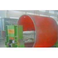 Buy cheap Round - Welded Steel Plate Industrial Steel Rollers , Quenching hardened steel rollers from wholesalers
