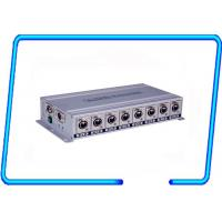 Buy cheap Wall mountable Universal DMX 512 optical DMX splitter , Disco and Club 8 Optically Isolated ways from wholesalers