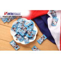 Buy cheap Portable Healthy Blue Organic Sugar Free Candy / Sweet Candies Custom Logo 40 Pcs X 1.5 G from wholesalers