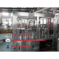 Buy cheap soda bottling machine from wholesalers