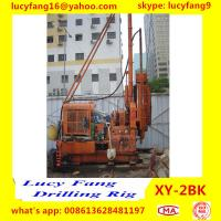 Deuts Engine China Chongqing XY-2Bk Water Well Rotary Drilling Rig With Hydraulic Mast
