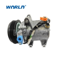 Buy cheap AUTO A/C COMPRESSOR For Ford Focus 1.6 VS16 2005-2009 SS120 6PK Air Conditioning Pumps from wholesalers