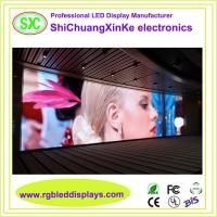 Buy cheap 1/16 Large SMD3528 Indoor Full Color LED Display Rental P3 With Mbi , Epistar Chip from wholesalers
