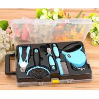 Buy cheap Adjustable Electric Pet Hair Dog Grooming Tool Cat Fur Razor Cutting Shedding from wholesalers