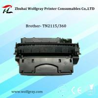 Buy cheap Compatible for Brother TN2115 toner cartridge from wholesalers