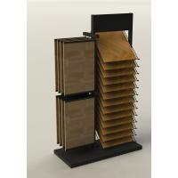 Buy cheap Promotional MDF / wooden flooring display racks Powder coating for exhibiting, shop from wholesalers