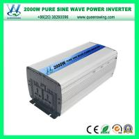 Buy cheap 2000W High Frequency Pure Sine Solar Power Inverter (QW-P2000) from wholesalers