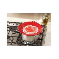 Buy cheap Multi - Functional Silicone Cooking Lids Pot CoversWashable Exceeds FDA Standards from wholesalers