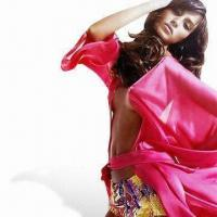 Buy cheap Silk Fabric, Available in Different Material Combinations from wholesalers