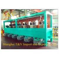 50mm - 25mm Aluminum rod rolling mill / Metal cold rolling mill