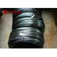 Buy cheap Soft Black Annealed Steel Wire / Iron Wire With BWG 19 - BWG 6 For Construction from wholesalers