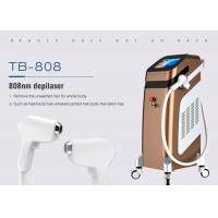 Buy cheap Permanent 808nm Diode Laser Hair Removal Machines 600W Laser Epilation from wholesalers