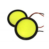 Buy cheap 75mm 65mm Round LED Daytime Running Lights Professional COB DRL Lights IP67 from wholesalers