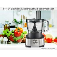 Buy cheap Food Preparation Stainless Steel Food Processor 1000W XL Bowl from wholesalers