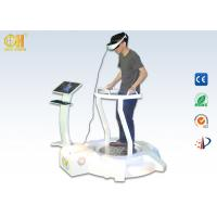 Buy cheap Excting Theme Park VR Simulator Games Adjustable Vibration Frequency product