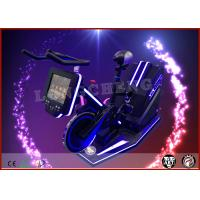 Buy cheap Virtual Reality Gym Equipment VR Exercise Bike 9d Virtual Reality Simulator from wholesalers
