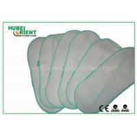 Spa Center Disposable White Slipper Open Toe Or Closed Toe With Soft PP Materials