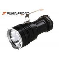 Buy cheap 50w High Range CREE T6 Portable LED Searchlight, Handheld Tactical Flood Light from wholesalers