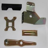 Buy cheap Sheet Metal Machining Parts , Painted Metal Prototype Fabrication Services from wholesalers
