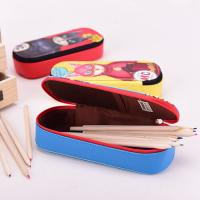 Buy cheap Lining 210 D Student Pencil Pouches Kids , Double Sided Pencil Case / Pencil Box from wholesalers