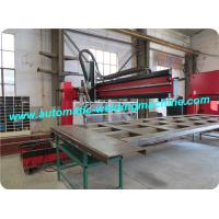 Buy cheap Tipper Panel CNC Automatic Welding Machine Used In Dumper Truck Industry from wholesalers