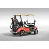 Buy cheap Colorful 48V 3 KW Club 2 Seater Golf Carts , Battery Operated Electric Golf Buggy from wholesalers