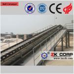 Buy cheap Industrial Belt Conveyor / Grain Inclined Belt Conveyor for Sale from wholesalers