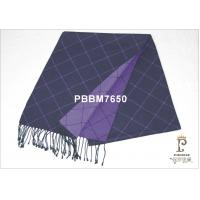 Buy cheap Plain Woven Silk Scarf Dyeing Oblong For Unisex , 30X165CM from wholesalers