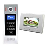 Buy cheap Wires Intercom for home Wires Doorbell intercom building apartment building video door phone from wholesalers