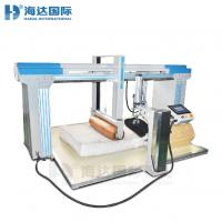 Buy cheap Mattress Rolling Test Compression Hardness Testing Machine 0-300 mm Adjustable Impact Height from wholesalers