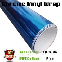 Buy cheap Chrome Mirror Car Wrapping Vinyl Film 3 layers - Chrome Blue from wholesalers