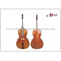 Quality Upright Acoustic Bass , Solo / Jazz Double Bass With Fine Even Grained Spruce Top for sale