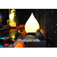 Buy cheap Inflatable Light Cone with Light for Party and Wedding Night Decoration product