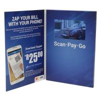 Buy cheap Handmade Touch Screen Video Greeting Card 800×480 Pixel For VIP Treatment from wholesalers