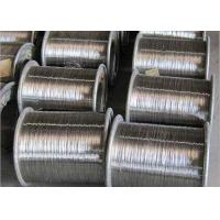 Buy cheap Industrial SS 304 410 Stainless Steel Wire Corrosion Resistance 0.025mm-5mm Dia from wholesalers