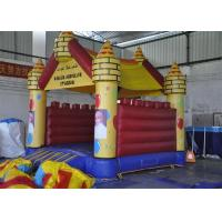 Buy cheap Outdoor Inflatable Bouncer , Commercial Bouncers For Saudi Arabia from wholesalers