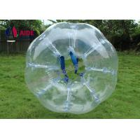 Buy cheap Inflatable Soccer Ball Life Size Bubble Suit Giant Blow Up Ball You Can Get Inside from wholesalers