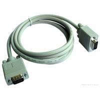 Buy cheap 10m Ohms Monitor VGA Cable , VGA Cable To VGA Cable Double Shielded from wholesalers