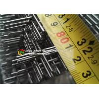 Buy cheap Welded Architectural Stainless Steel Wire Mesh 0.1 - 2m Length Gavlanized Finish product