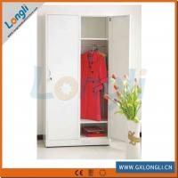 Buy cheap Cloth wardrobe with hanging rail from wholesalers