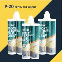 Buy cheap Two Component Flexible Waterproof Tile Grout For Flooring Tile Gap Filling from wholesalers