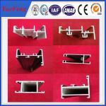 Buy cheap color anodize aluminium profile,customized powder coating aluminium sliding window oem from wholesalers