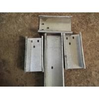 Buy cheap Steel C And Z Purlin Roll Forming Machine , C Channel Truss Roll Forming Equipment from wholesalers