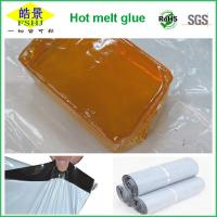 Buy cheap Perfect Hot Melt Pressure Sensitive Adhesive For DHL Courier Bags Bonding from wholesalers