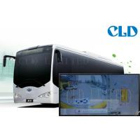 Buy cheap 360 Bird View Parking System for Buses and Trucks with IR Function, Around View Monitoring System product