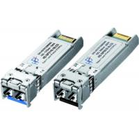 Buy cheap SFP 10g Optical Transceiver , Single Mode Fiber Transceiver For Data Center from wholesalers