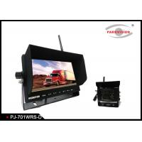 Buy cheap 2W 420TVL Bus Surveillance Systems , Wireless Backup Camera System For Trucks  product